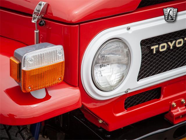 1978 Toyota Land Cruiser FJ40 (CC-1435141) for sale in O'Fallon, Illinois