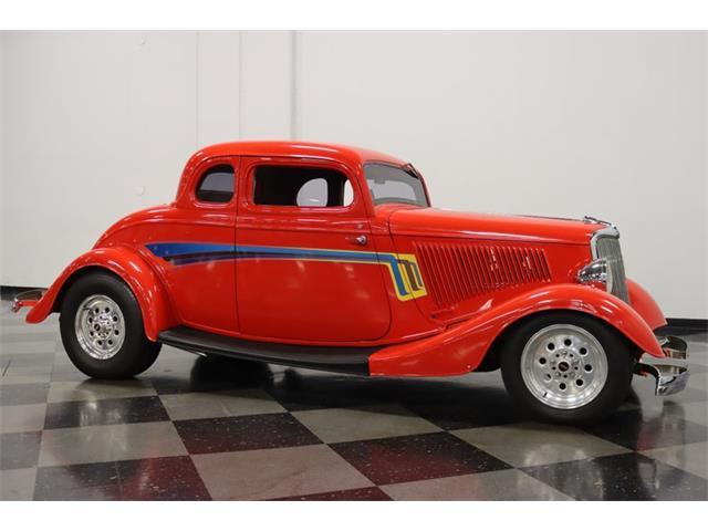 1934 Ford 5-Window Coupe (CC-1435142) for sale in Ft Worth, Texas