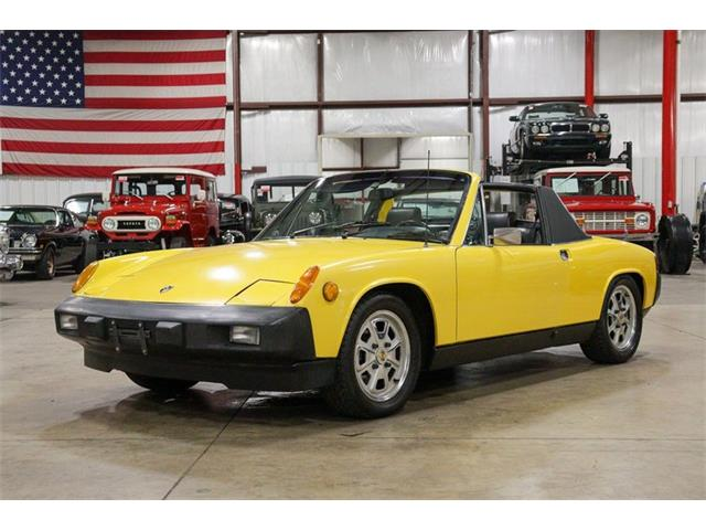 1976 Porsche 914 (CC-1435144) for sale in Kentwood, Michigan