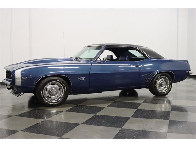 1969 Chevrolet Camaro (CC-1435149) for sale in Ft Worth, Texas