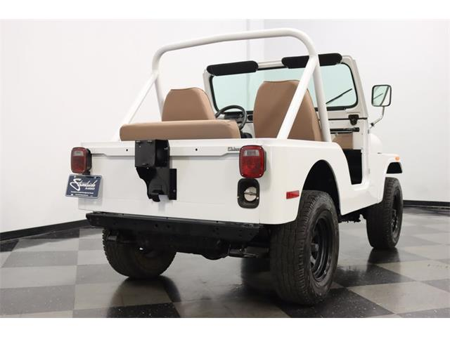 1980 Jeep CJ5 (CC-1435152) for sale in Ft Worth, Texas