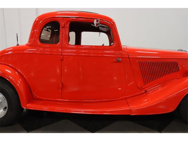 1934 Ford 5-Window Coupe (CC-1435154) for sale in Ft Worth, Texas