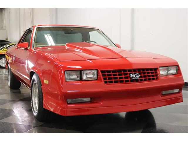 1987 Chevrolet El Camino (CC-1435156) for sale in Ft Worth, Texas