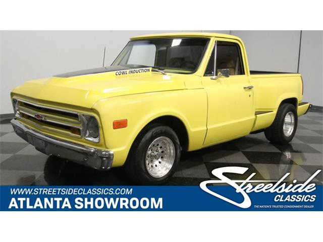 1967 Chevrolet C10 (CC-1435157) for sale in Lithia Springs, Georgia