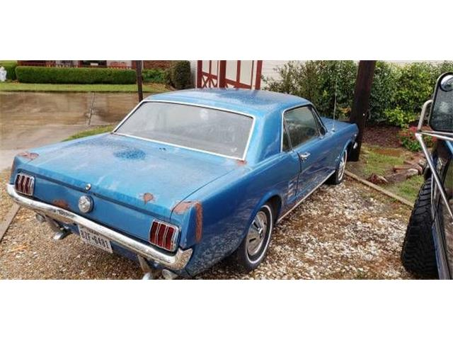 1966 Ford Mustang (CC-1435159) for sale in Cadillac, Michigan