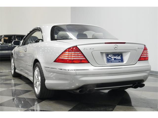 2003 Mercedes-Benz CL55 (CC-1435172) for sale in Lavergne, Tennessee
