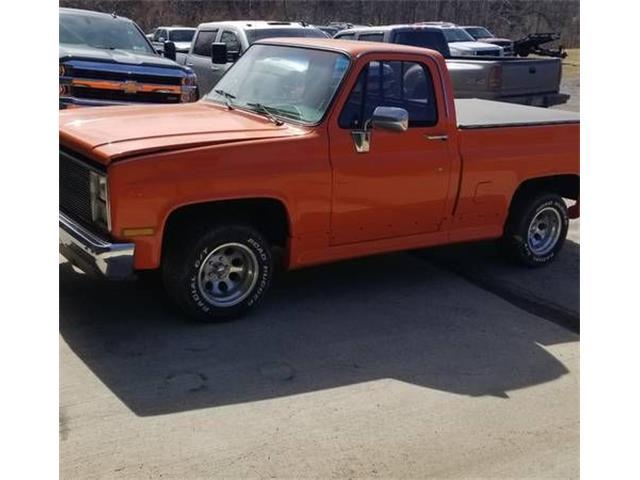 1986 GMC C/K 10 (CC-1435173) for sale in Cadillac, Michigan