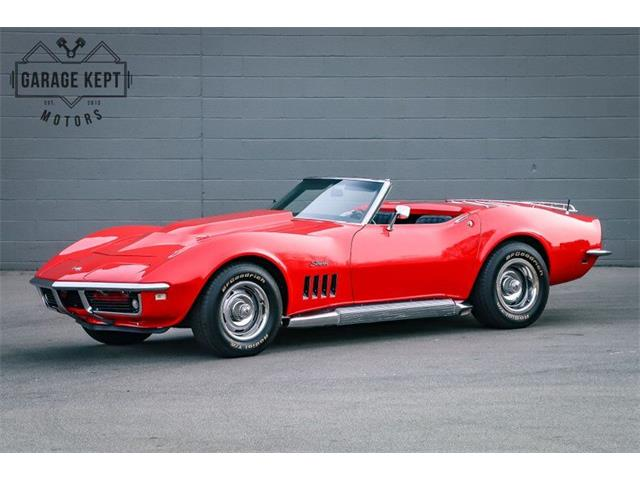 1968 Chevrolet Corvette (CC-1435178) for sale in Grand Rapids, Michigan
