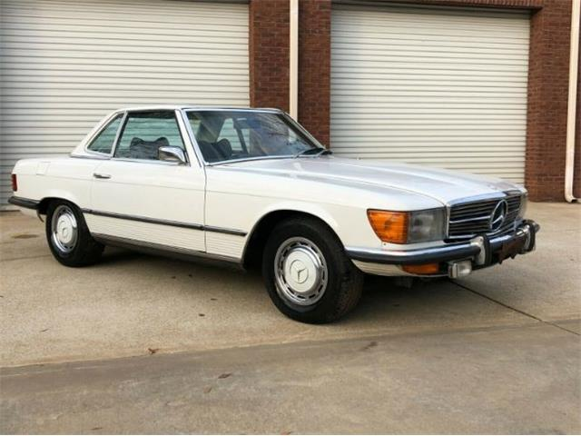 1973 Mercedes-Benz 450SL (CC-1430518) for sale in Cadillac, Michigan