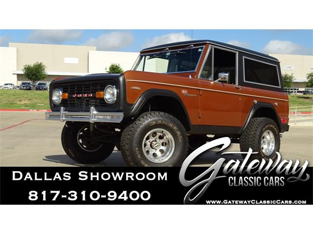 1969 Ford Bronco (CC-1435180) for sale in O'Fallon, Illinois