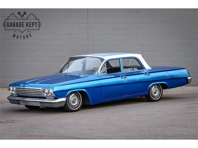 1962 Chevrolet Bel Air (CC-1435182) for sale in Grand Rapids, Michigan
