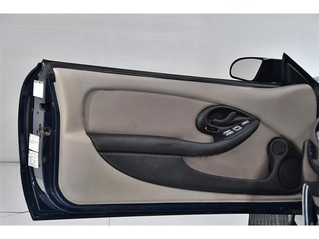 2001 Pontiac Firebird Trans Am (CC-1435188) for sale in Volo, Illinois