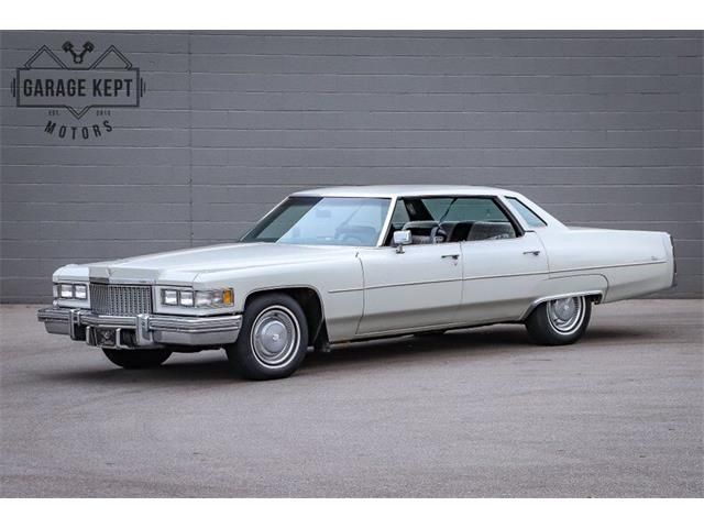1975 Cadillac Calais (CC-1435189) for sale in Grand Rapids, Michigan