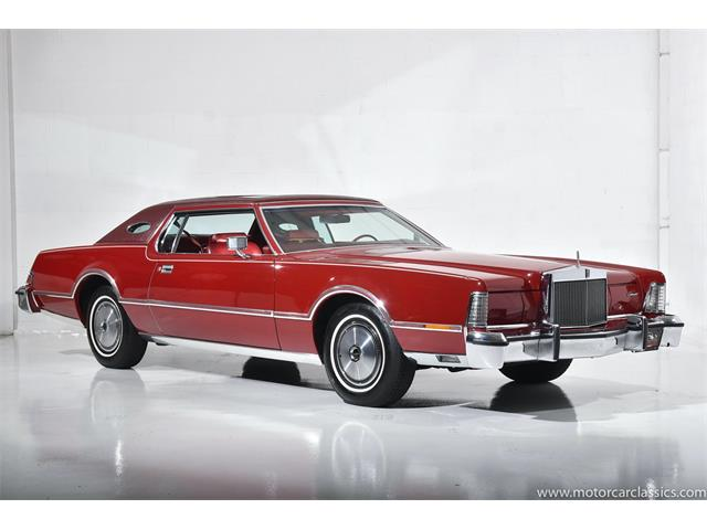1976 Lincoln Continental (CC-1430519) for sale in Farmingdale, New York