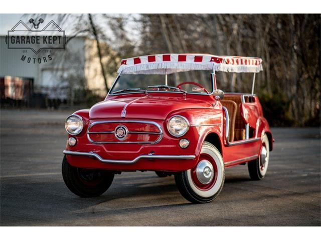 1958 Fiat 600 (CC-1435193) for sale in Grand Rapids, Michigan