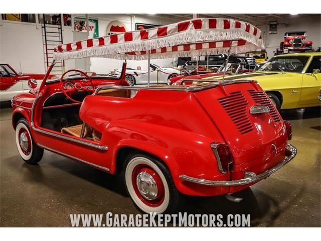 1958 Fiat 600 (CC-1435193) for sale in Grand Rapids, Michigan