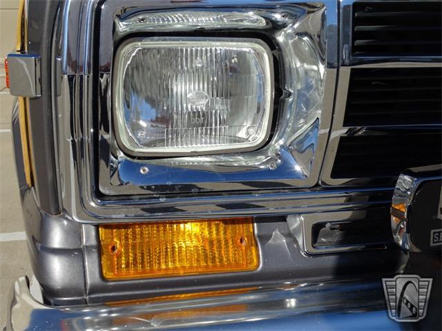 1989 Jeep Grand Wagoneer (CC-1435200) for sale in O'Fallon, Illinois