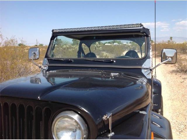 1982 Jeep CJ7 (CC-1435205) for sale in Cadillac, Michigan