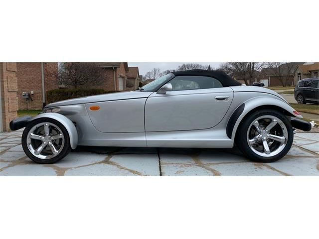 2000 Plymouth Prowler (CC-1435209) for sale in Troy, Michigan