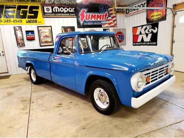 1967 Dodge D100 (CC-1435211) for sale in Cadillac, Michigan