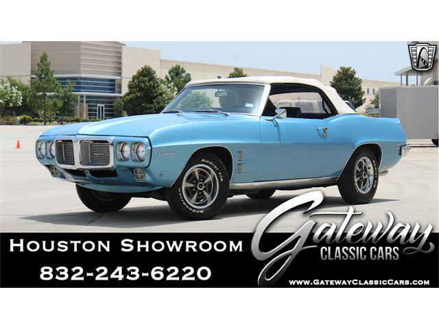 1969 Pontiac Firebird (CC-1435217) for sale in O'Fallon, Illinois