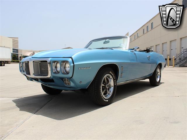 1969 Pontiac Firebird (CC-1435217) for sale in O'Fallon, Illinois