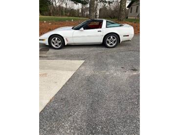 1995 Chevrolet Corvette (CC-1430522) for sale in Cadillac, Michigan