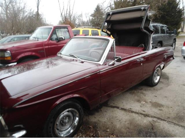1963 Plymouth Valiant (CC-1435220) for sale in Cadillac, Michigan