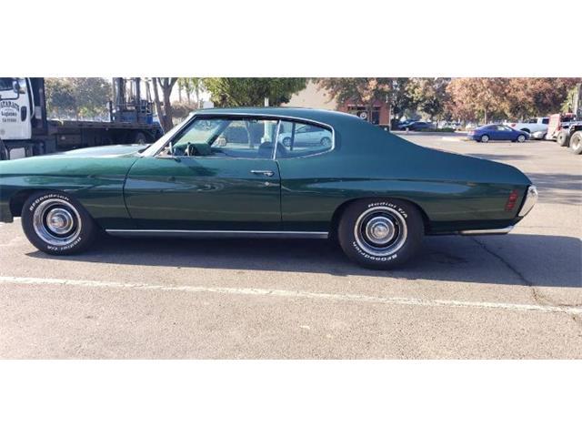 1971 Chevrolet Chevelle (CC-1435221) for sale in Cadillac, Michigan
