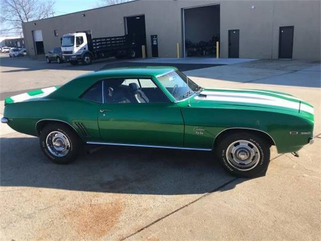 1969 Chevrolet Camaro (CC-1435225) for sale in Cadillac, Michigan