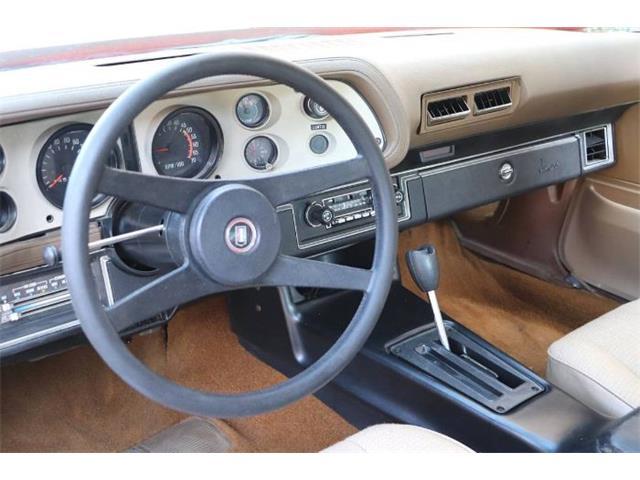 1977 Chevrolet Camaro (CC-1435226) for sale in Cadillac, Michigan