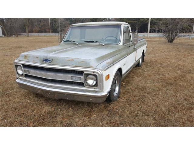 1969 Chevrolet C10 (CC-1435231) for sale in Cadillac, Michigan