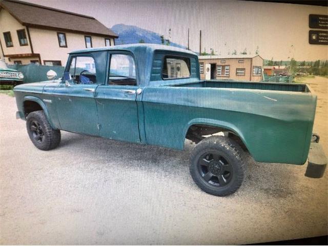 1967 Dodge Power Wagon (CC-1435235) for sale in Cadillac, Michigan