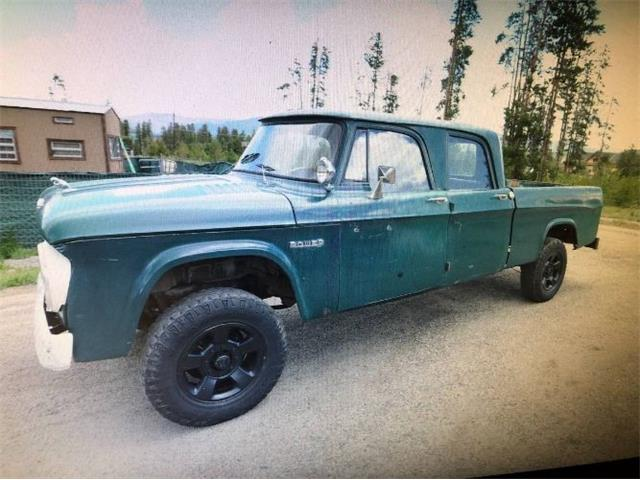 1967 Dodge Power Wagon (CC-1435235) for sale in Cadillac, Michigan