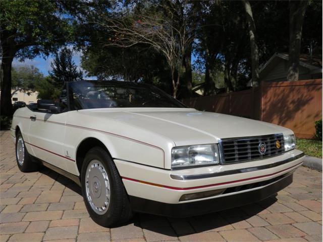 1990 Cadillac Allante (CC-1435246) for sale in Lakeland, Florida