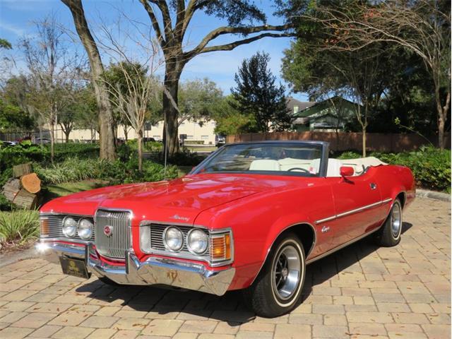 1972 Mercury Cougar (CC-1435247) for sale in Lakeland, Florida