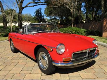 1974 MG MGB (CC-1435249) for sale in Lakeland, Florida