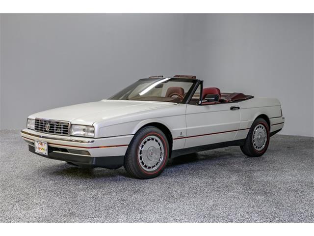 1987 Cadillac Allante (CC-1435258) for sale in Concord, North Carolina