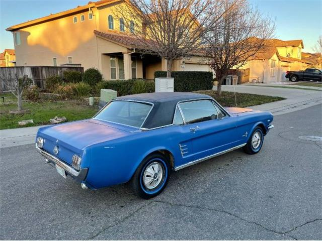 1966 Ford Mustang (CC-1435262) for sale in Cadillac, Michigan
