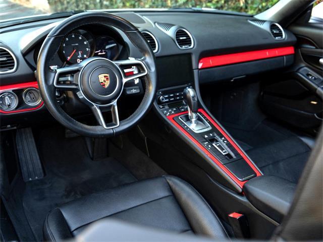 2017 Porsche 718 Boxster (CC-1435263) for sale in Marina Del Rey, California