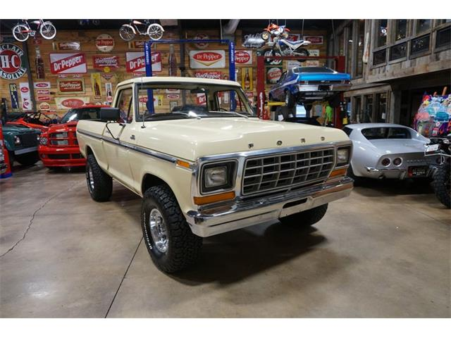 1979 Ford F150 (CC-1435269) for sale in Greensboro, North Carolina
