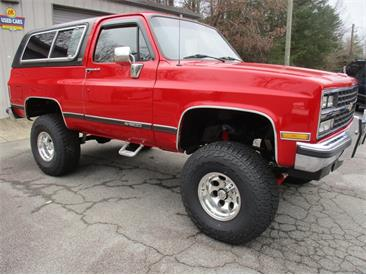 1990 Chevrolet Blazer (CC-1435274) for sale in Greensboro, North Carolina