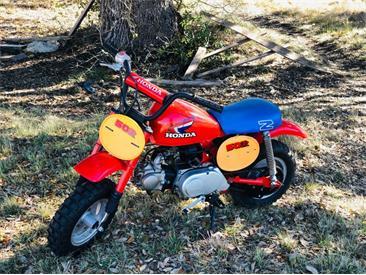 1984 Honda Motorcycle (CC-1435281) for sale in Greensboro, North Carolina