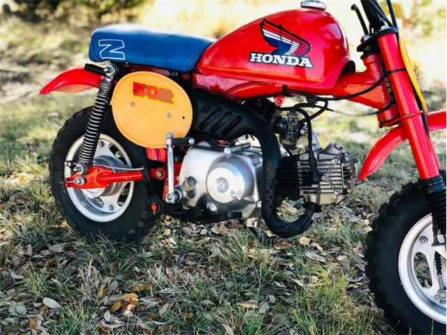 1984 Honda Motorcycle (CC-1435281) for sale in Greensboro, North Carolina