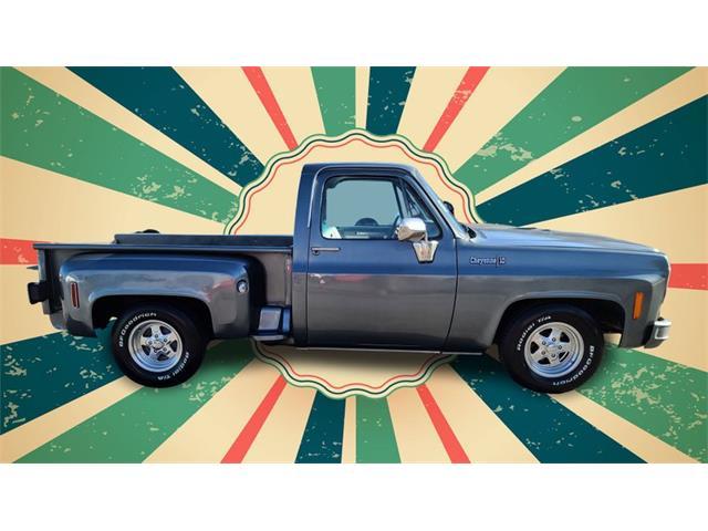 1973 Chevrolet C10 (CC-1435284) for sale in Greensboro, North Carolina