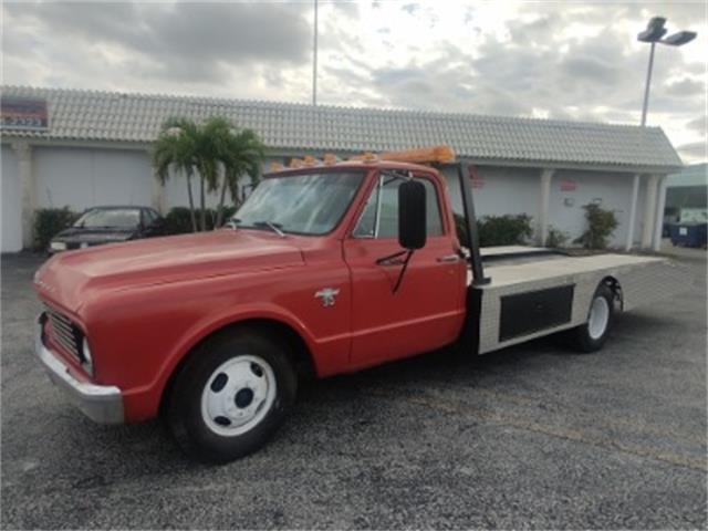 1967 Chevrolet 1 Ton Pickup (CC-1435289) for sale in Miami, Florida