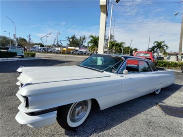 1963 Cadillac DeVille (CC-1435290) for sale in Miami, Florida