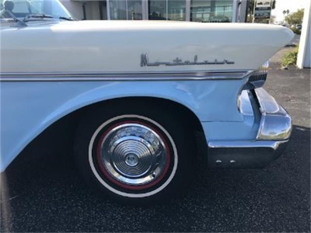 1957 Mercury Montclair (CC-1435294) for sale in Miami, Florida