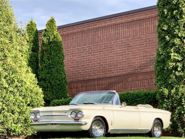 1963 Chevrolet Corvair (CC-1435296) for sale in Geneva, Illinois