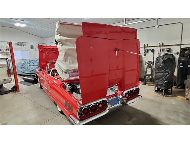 1960 Ford Thunderbird (CC-1435297) for sale in Stanley, Wisconsin